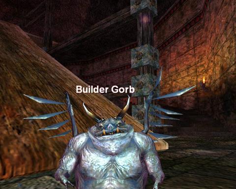 Builder Gorb