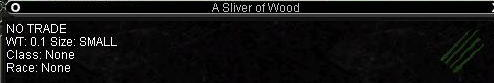 a Silver Wood