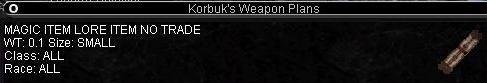 Diak OverseerのQ item