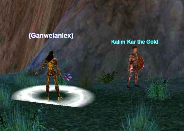 Kalim`Kar the Gold
