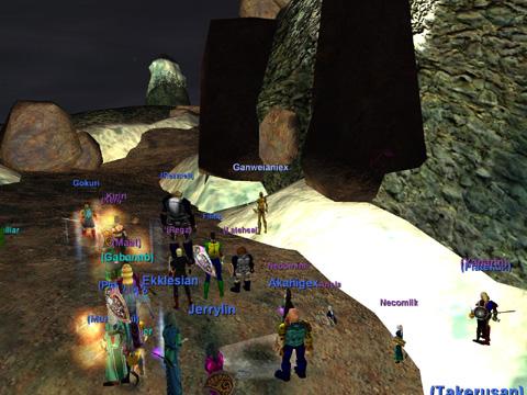 Kessdona raidの風景
