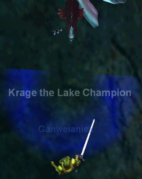 Krage the Lake Champion
