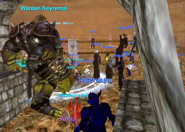 LDoN raidの思い出