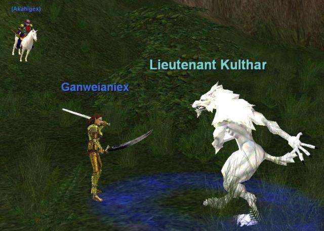 Lieutenant Kulthar