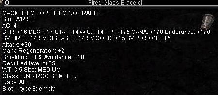 Chain Bracer