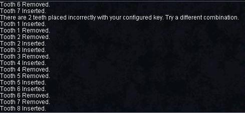 鍵が全部合った瞬間