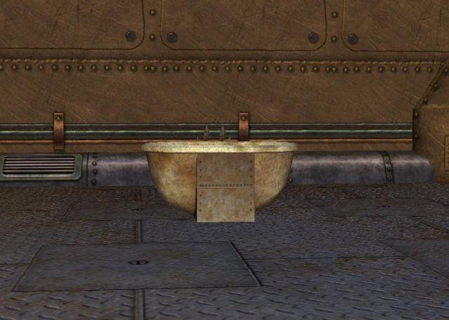 バスルーム?