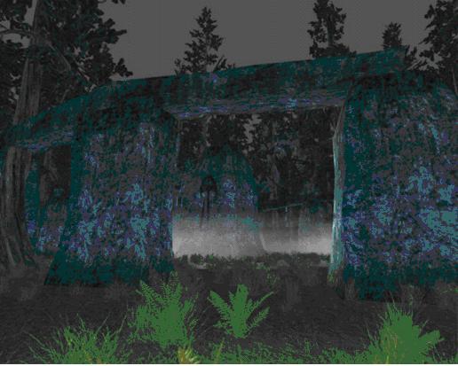 Nektulos ForestのStonehenge