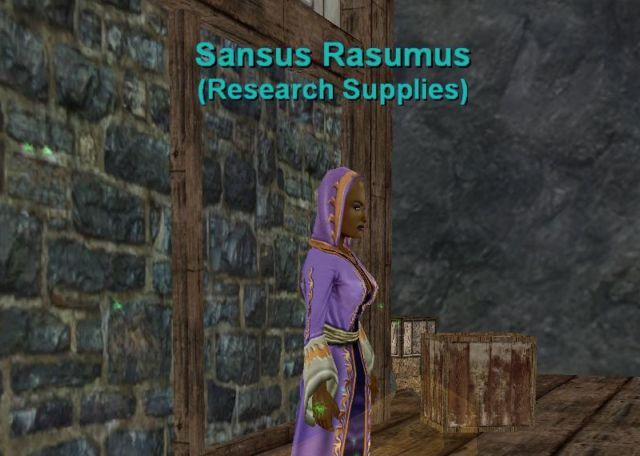 Sansus Rasumus