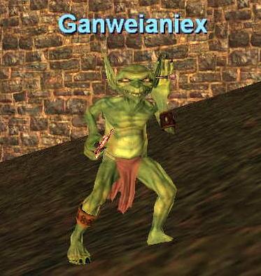 Goblinに変身