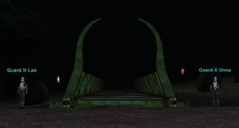 Nektulosの橋