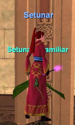 Setunarの尻尾
