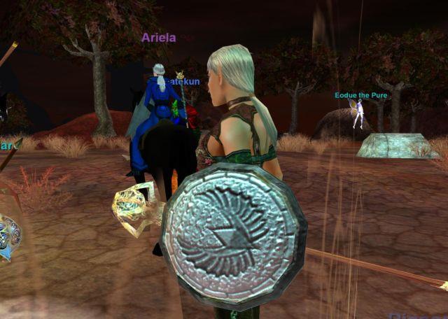 Shimmering Galeforce Aegis