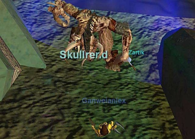 Skullrendをkillすればお終い?