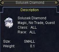Solusek Diamond