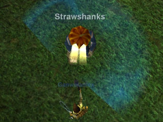 Strawshanks