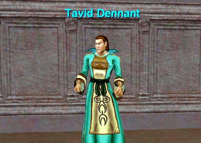 Tavid Dennant