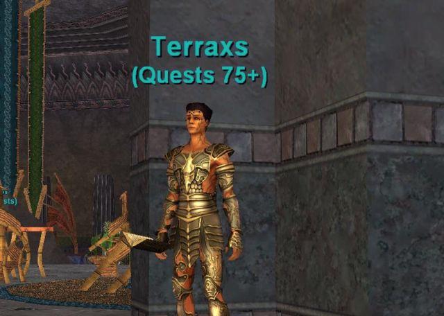 Terraxs
