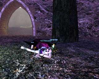 Terris Thule\'s corpse