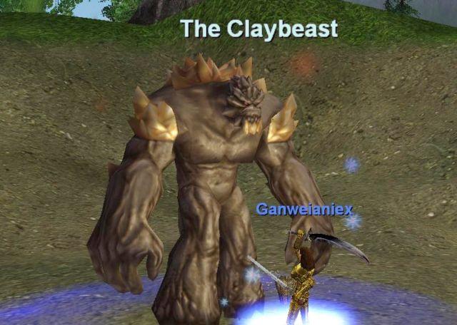 The Clay Beast