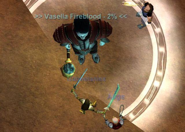 Vasella Fireblood