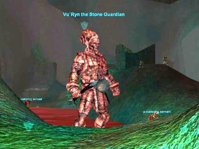 Vu`Ryn the Stone Guardian