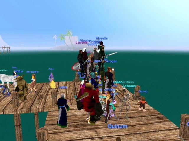 Guild Lobbyがクラッシュ後