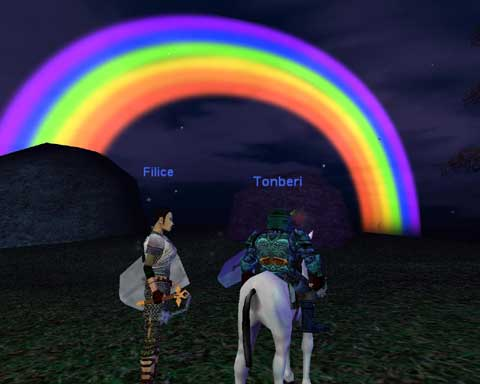 PoAirの偽りの虹