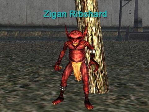 Zigan Ribshard