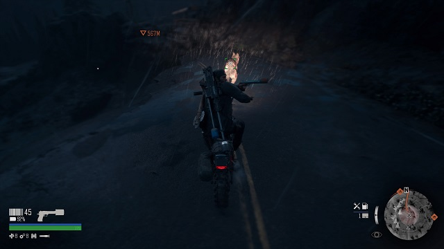 DAYS GONE:バイクの現地修理